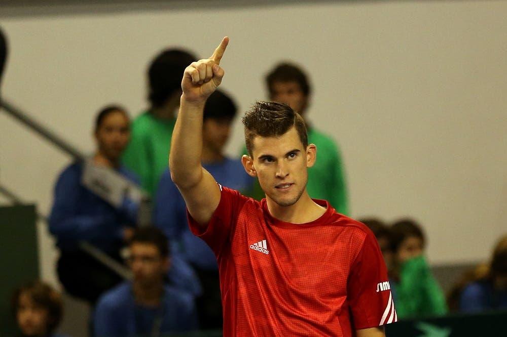 ESTÁ CONFIRMADO. Dominic Thiem é o 8.º (e último) qualificado para as ATP Finals