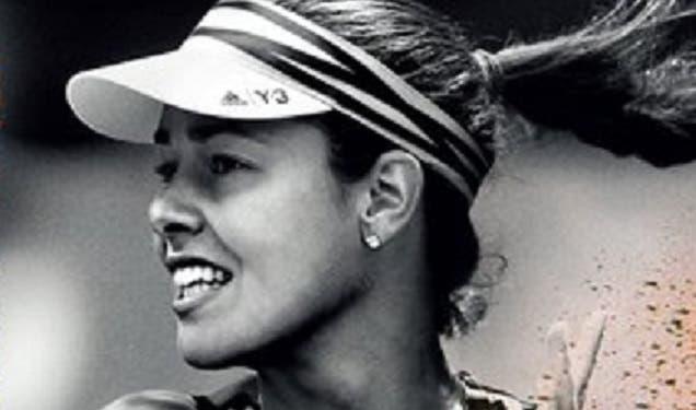 [Fotos] Ivanovic surpreenderá todos em Roland Garros em modo… zebra