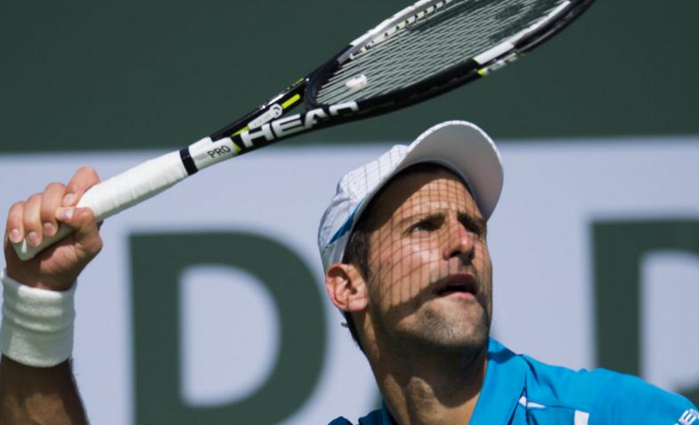 Djokovic faz mais do mesmo a Nadal e disputa com Raonic o título em Indian Wells