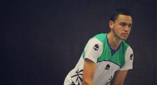 Gonçalo Oliveira bate jogador da casa e segue aos 'oitavos' na Áustria