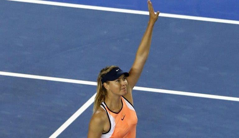 Radwanska diz que Sharapova não merece wild cards é arrasada pelo agente da russa: «Ela e Wozniacki estão a ver-se ultrapassadas»
