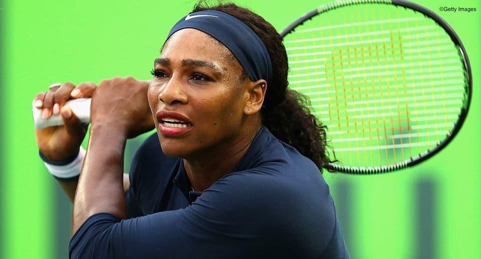 Início de temporada de Serena Williams ainda é total incógnita