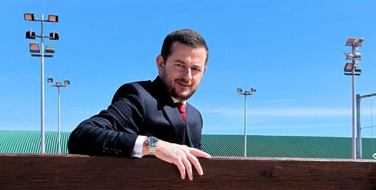 Diretor do Estoril Open celebra contratação: «Tem muito carisma»