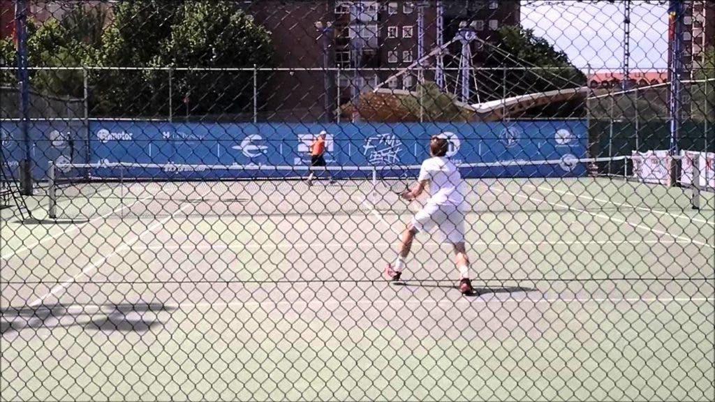 Os 5 courts onde ninguém quer jogar