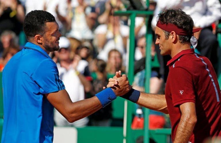 Federer está no (incrível) quadro de Paris e apanha um ex-top 5 na estreia