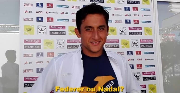 Nadal ou Federer? A improvável resposta de Nicolas Almagro