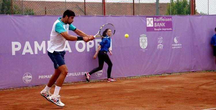 André Murta e Gonçalo Oliveira avançam em Hammamet