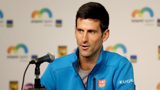 Djokovic sobre dívida do Governo do Rio: «Isso não apaga o que lá vivi»