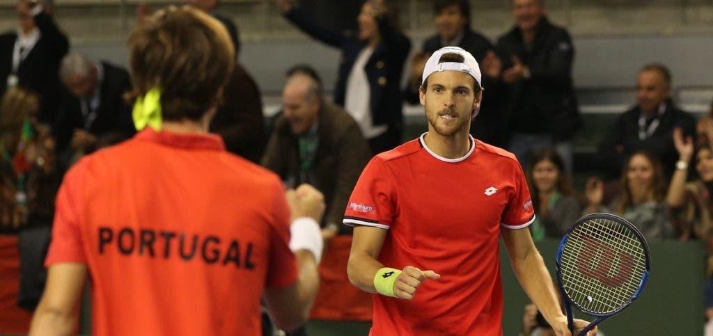 João Sousa e Gastão Elias já sabem em que dia jogam a primeira ronda de Indian Wells