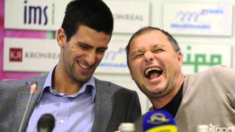 Marian Vajda revela a chave para Djokovic ter ganho finalmente em Paris