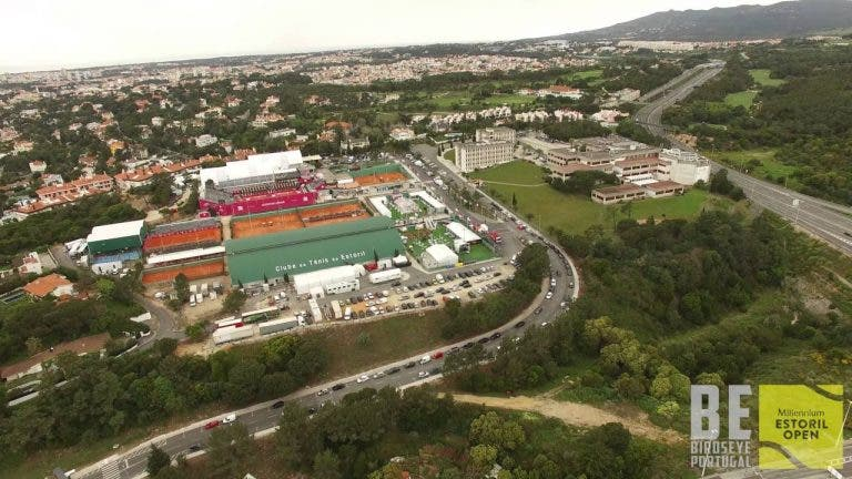 Estoril Open: incrições para apanha-bolas até 24 de Março