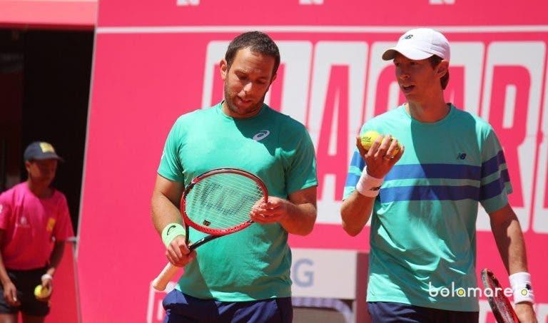 Butorac e Lipsky são os primeiros finalistas de pares no Estoril