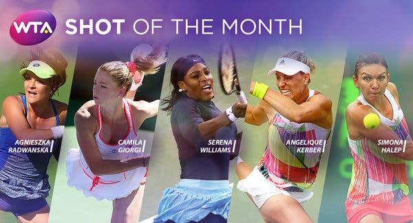 [Vídeo] Conheça os pontos nomeados para melhores do mês de março