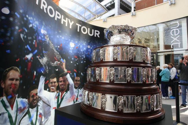 Taça Davis: o que vai mudar no formato da prova já em 2018?