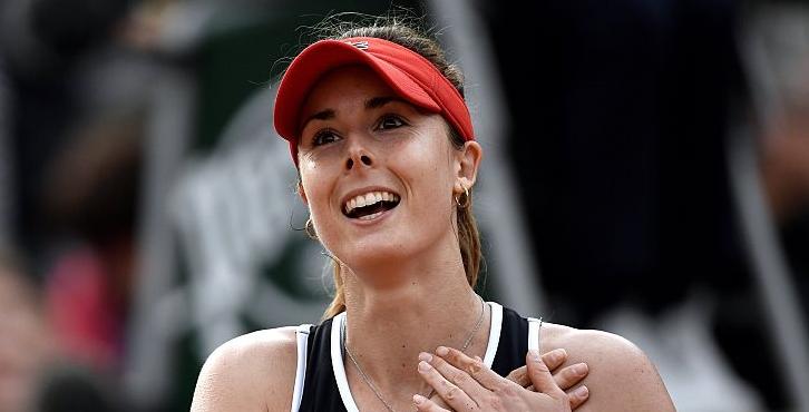 Cornet: «Dizerem que há igualdade entre ATP e WTA dá-me vontade de rir»