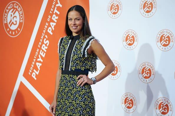 Nove meses depois de se retirar, Ana Ivanovic está grávida de Bastian Schweinsteiger