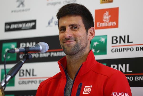 Djokovic sobre 'pneu': «Felizmente não me aconteceu aquilo que aconteceu ao Berdych»