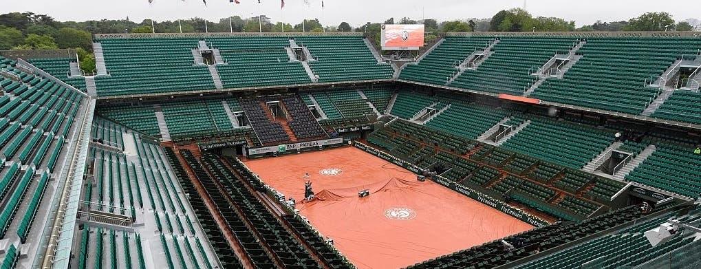 Calendario Roland Garros 2020.Diretor De Roland Garros Revela Quando Esta Previsto Um Teto