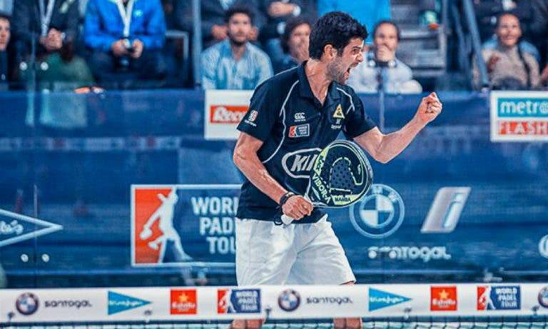Juan Rodriguéz: «Superámos as expetativas no Lisboa Challenger»