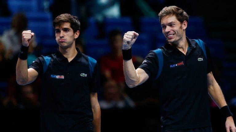 Circuito ATP tem um novo líder mundial de pares