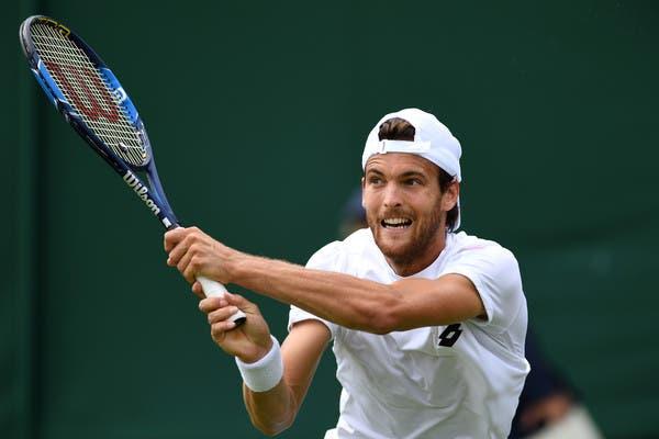 João Sousa após derrota em Wimbledon: «Obviamente que não estou contente com a minha exibição»