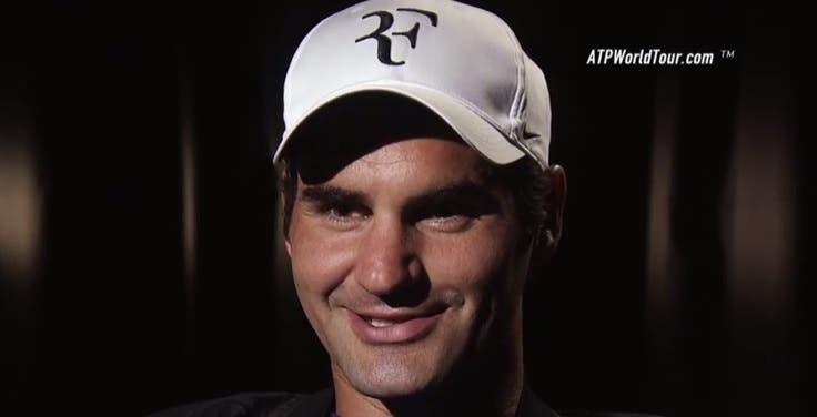 [Vídeo] Quando foi a última vez que Federer pediu uma selfie a alguém? A culpa foi de Mirka