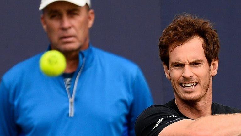 Lendl quer ajudar Murray a arruinar os planos de Djokovic