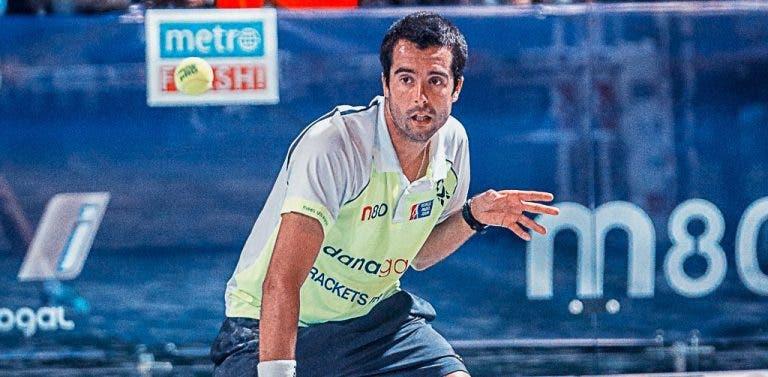 Pascoal, Bastos e Schaefer afastados na primeira ronda do Lisboa Challenger