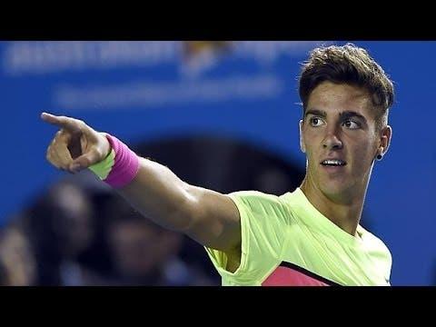Thanasi Kokkinakis está oficialmente de regresso aos torneios ATP
