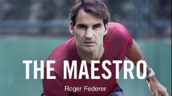 Sim, já pode treinar todos os dias com Roger Federer