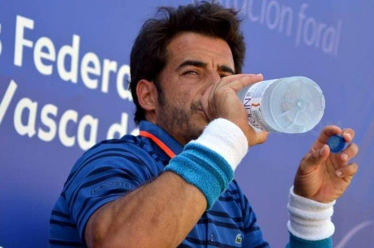 Lisboa Belém Open. Fred Gil eliminado na segunda ronda do qualifying