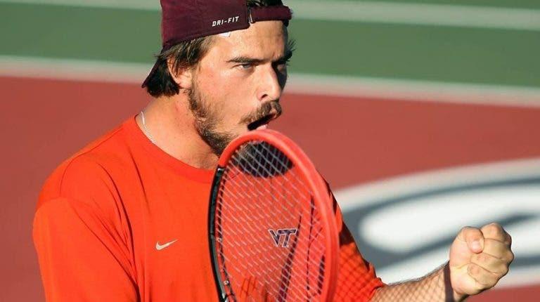 João Monteiro nas MEIAS-FINAIS do ITF de Torres Vedras
