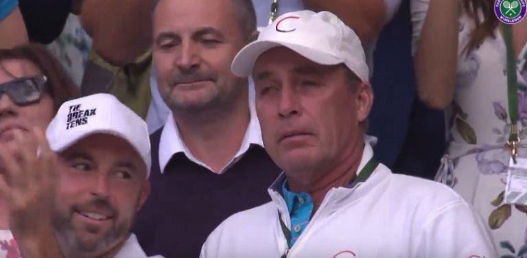 [Vídeo] Murray ganhou, chorou que nem uma criança… e até Lendl se emocionou!