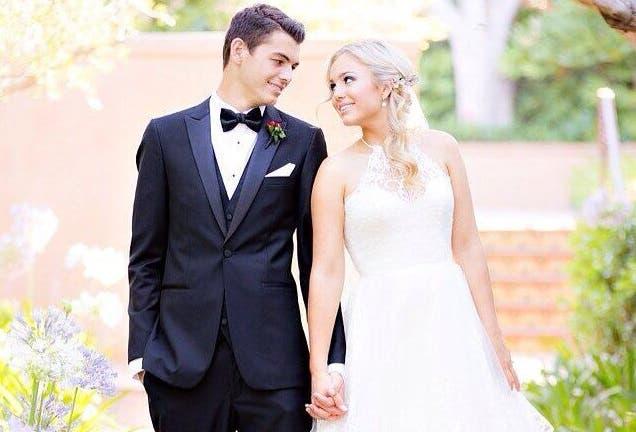 [Fotos] Taylor Fritz, 18 anos (!), também já casou