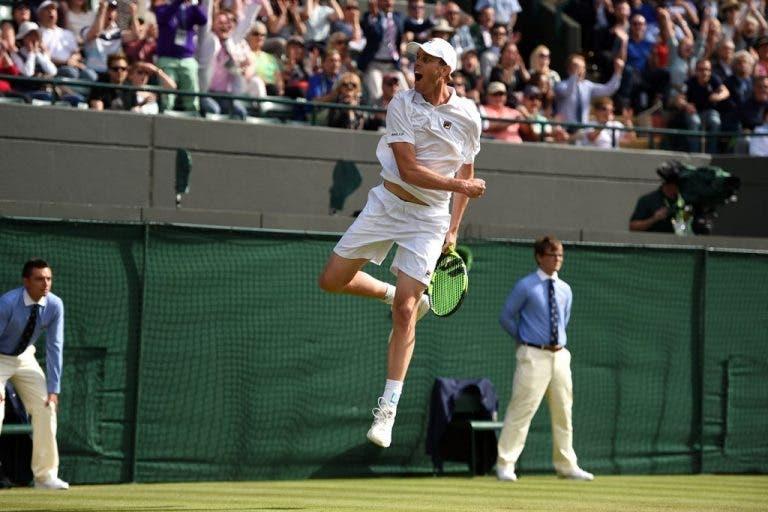 Twitter fervilha com derrota de Djokovic diante Querrey