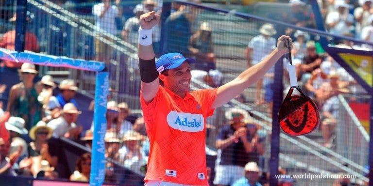 Padel Nations Cup traz Belasteguin e outras estrelas do WPT ao Algarve