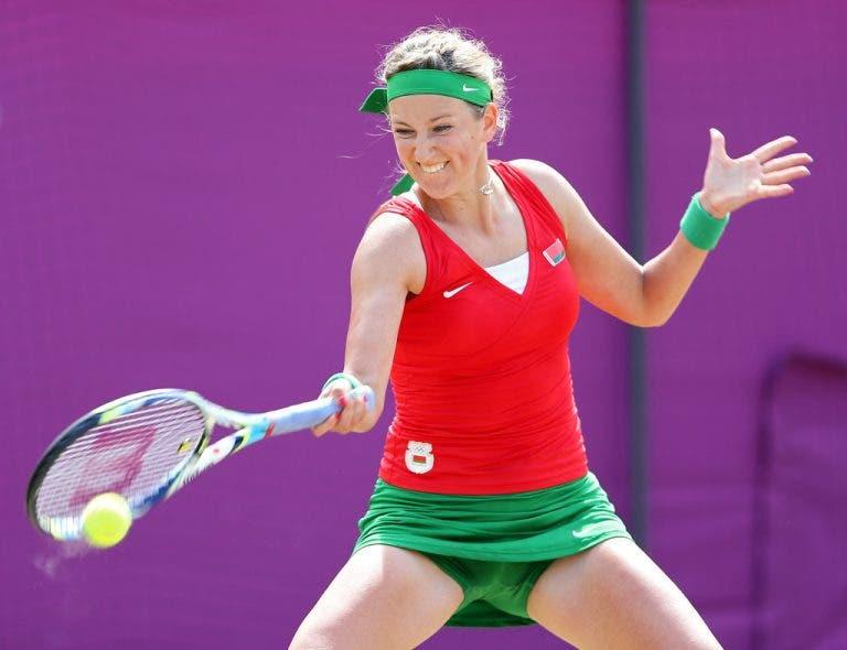 Azarenka falha final da Fed Cup entre Bielorrússia e Estados Unidos