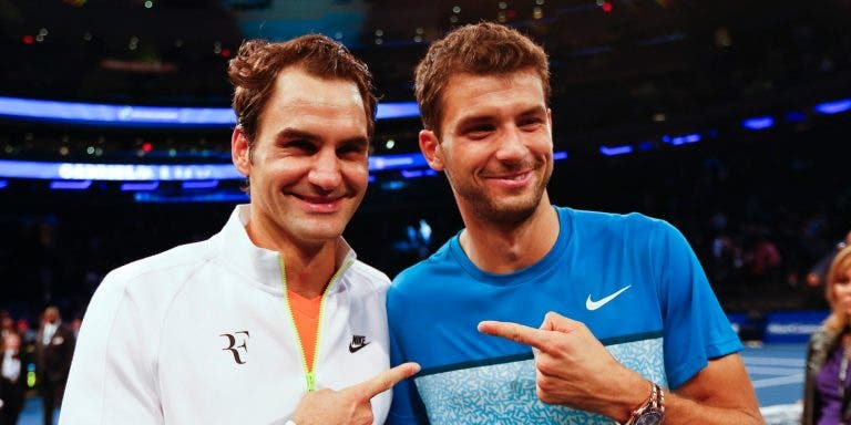 Krajicek: «Comparações a Federer influenciaram a carreira de Dimitrov»