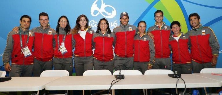 Dois dos olímpicos espanhóis com mais seguidores no Twitter são… tenistas