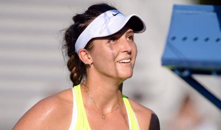 Laura Robson renasce das cinzas rumo ao quadro principal do US Open