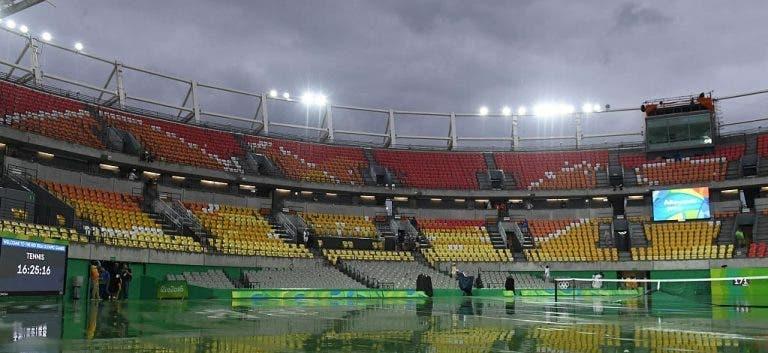 Rio'2016. 20 dos 26 encontros desta quarta-feira já foram cancelados