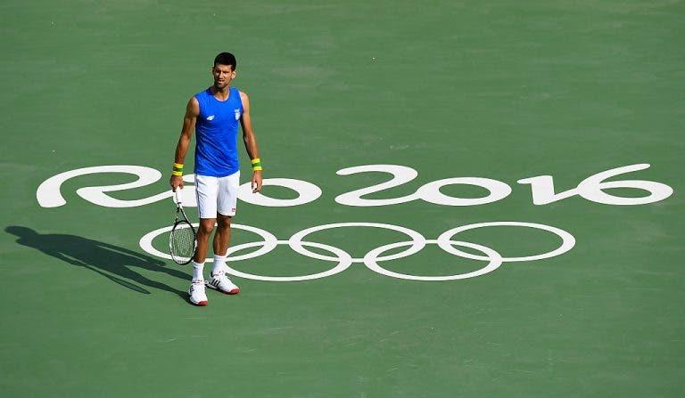 Entrada nos Jogos Olímpicos definida pelo ranking de 14 de junho