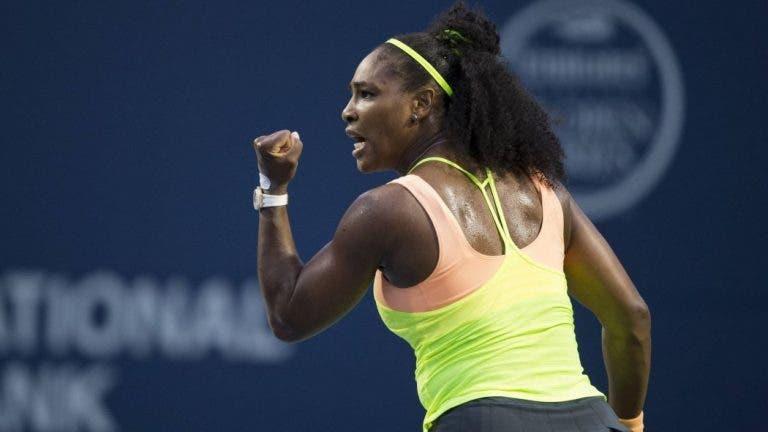 Serena: «Não incentivaria os meus filhos a jogar ténis»