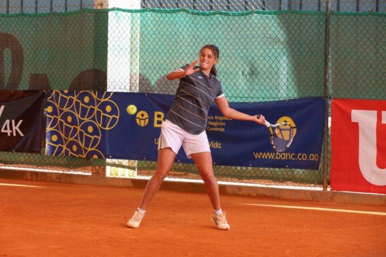 Lúcia Quitério e Maria Inês Fonte recebem 'wildcards' para o Campeonato Nacional Absoluto