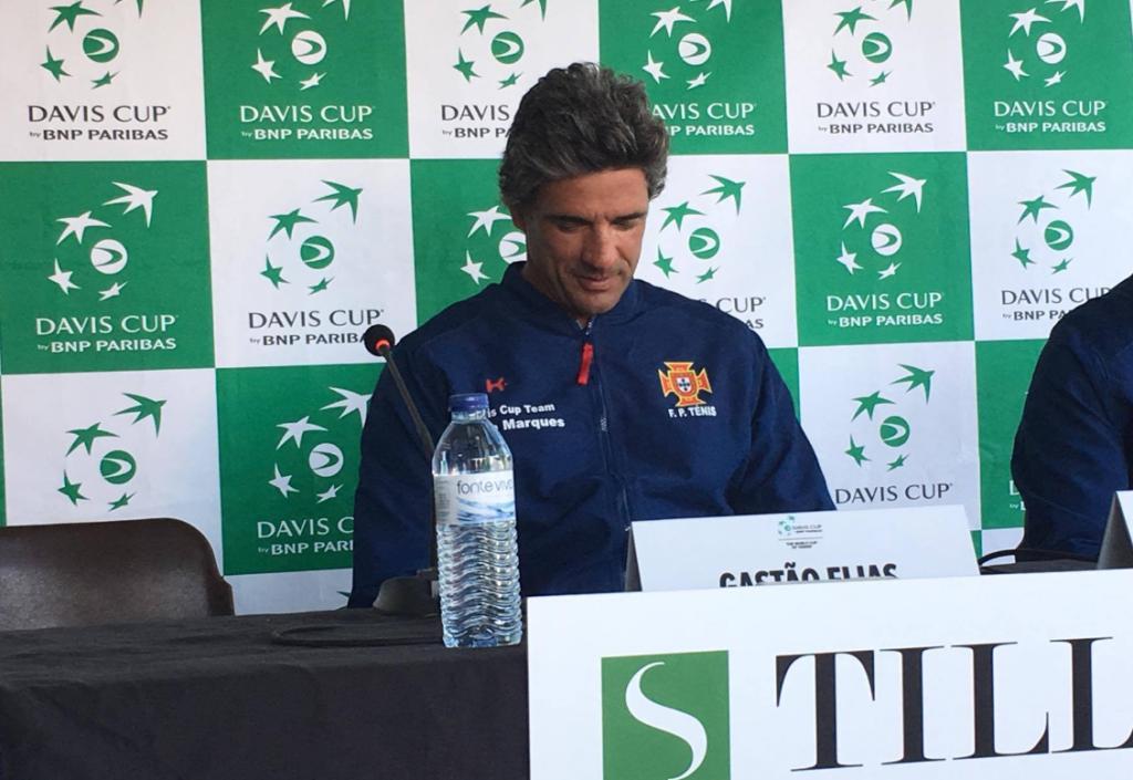 Nuno Marques sobre os possíveis adversários: «Venha quem vier, estamos prontos»