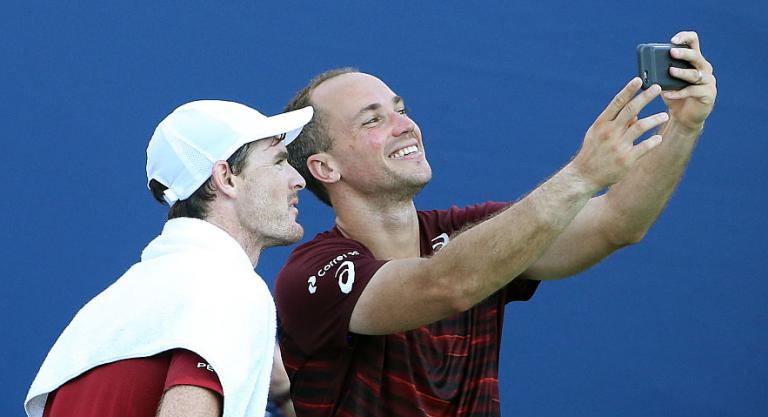 Carrascos de Sousa e Elias na 1.ª ronda, Soares e Murray são campeões do US Open