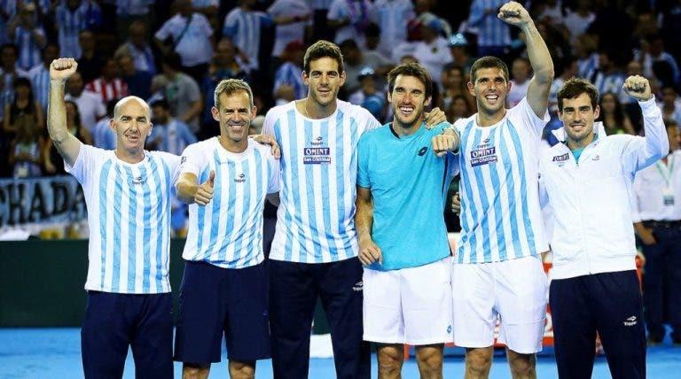 Argentinos escaldados de courts rápidos têm medo