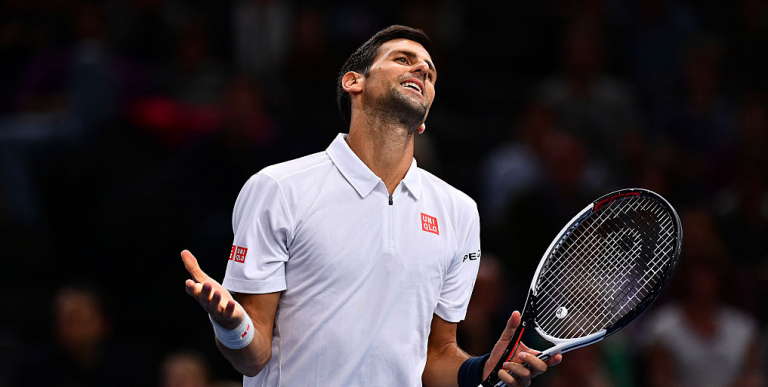 Novak Djokovic admite que o ténis já não é a grande prioridade, mas não tem planos de acabar a carreira