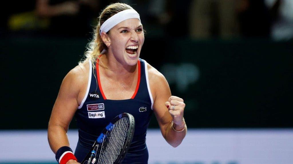 Cibulkova no top5; Cilic em posição para Londres