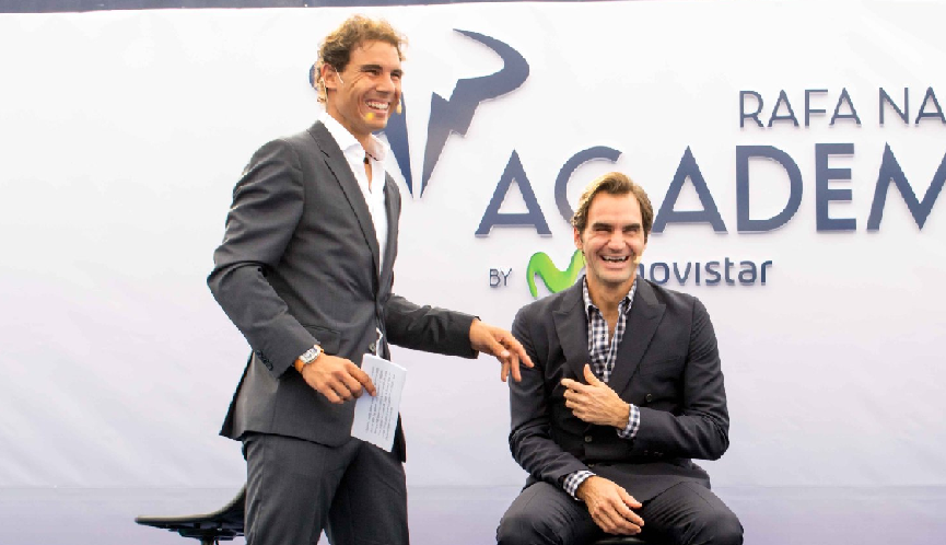Federer inaugurou Academia do seu eterno rival Nadal: «Foste a minha maior inspiração»